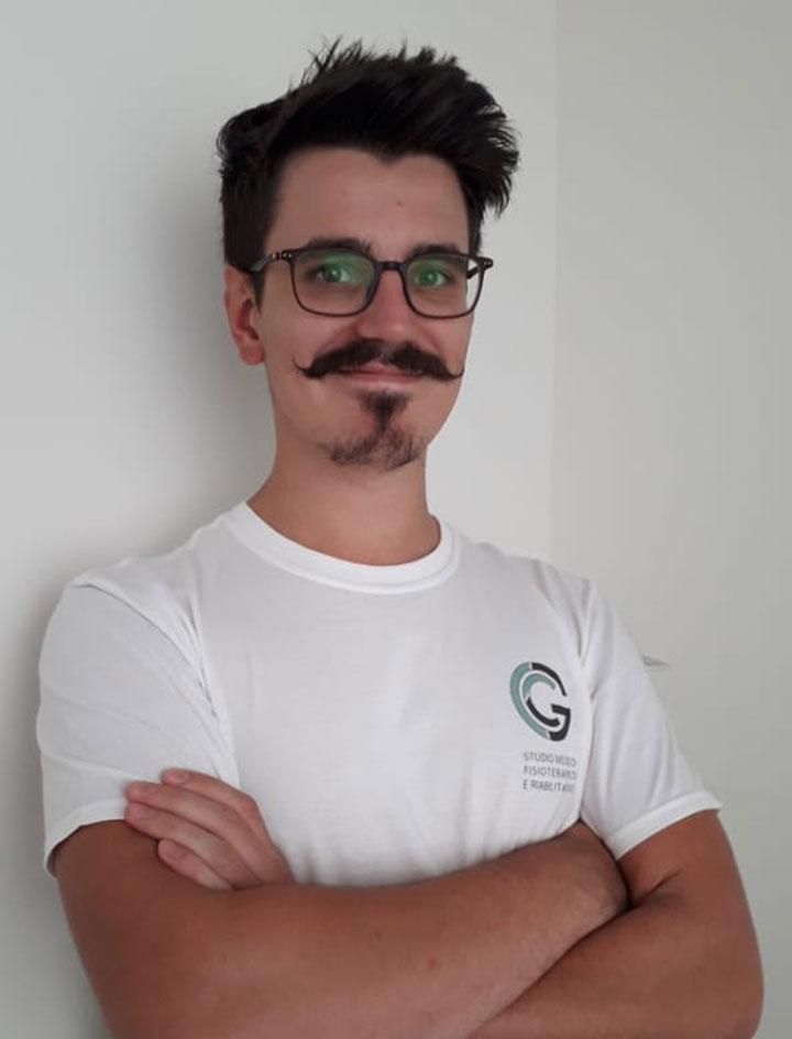 Dott. Riccardo Natali - Fisioterapista | Studio medico GC