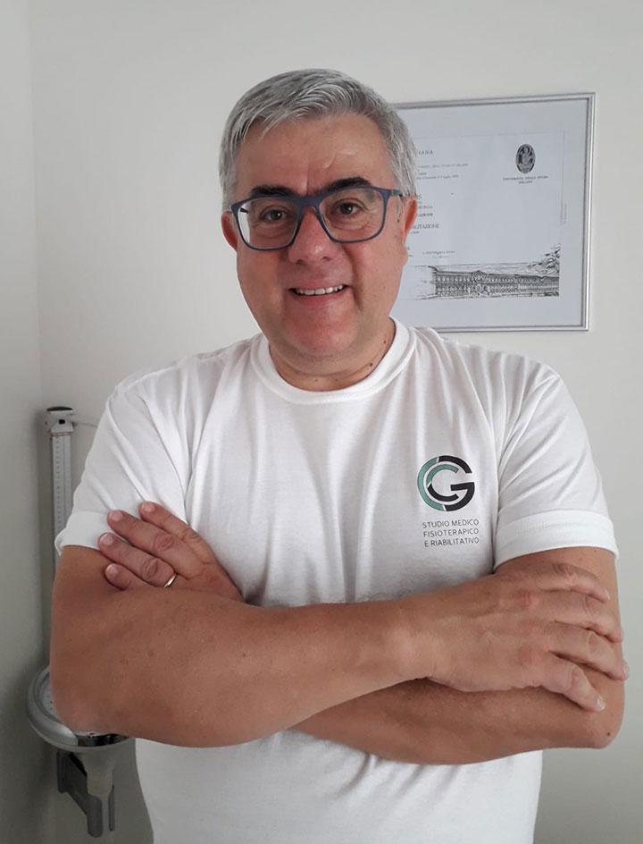 Dott. Ermes Vedovi - Specialista in Medicina Fisica e Riabilitazione - Studio medico GC